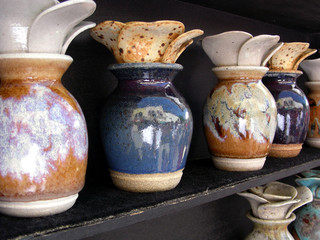Shelved Pots