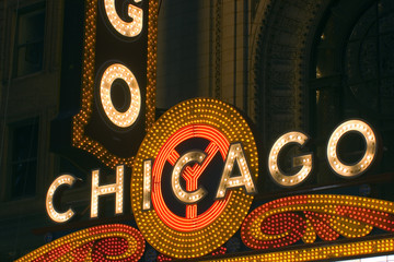 Fototapete - Chicago, Chicago