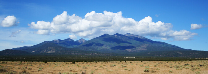 Arizona's Highest Peaks