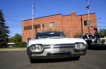 Foto op Plexiglas Oude auto s Muscle Car