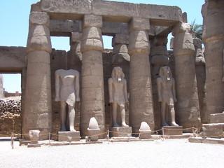 Statue egiziane Egitto