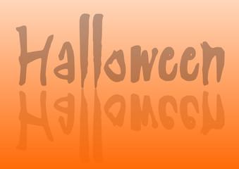 reflet halloween