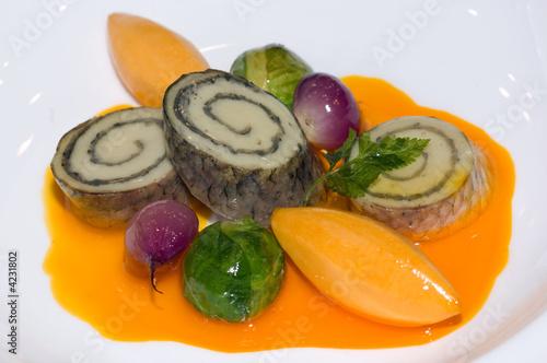 Malaysia Kuala Lumpur: Culinare 2007: cod fish