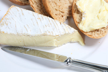 Brie and Bread