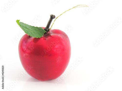 Pomme de Noël - décoration