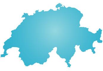 Fond de carte Suisse plein