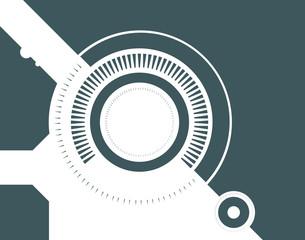Technology concept illustration