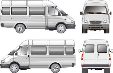 Vector mini bus