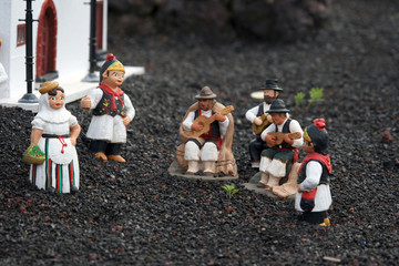 group of village people