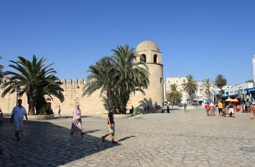 Poster de jardin Tunisie tunisia. sousse.