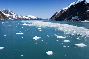 Keuken foto achterwand Gletsjers Hubbard Glacier