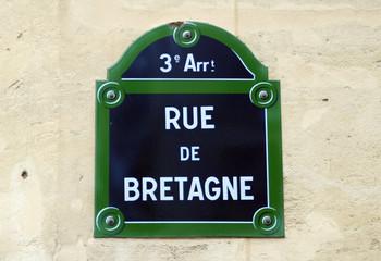 Rue de Bretagne