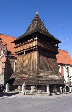 Church at Bochnia