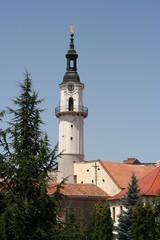 Clocher Hongrie