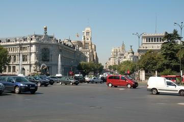 Cibeles square - Madrid