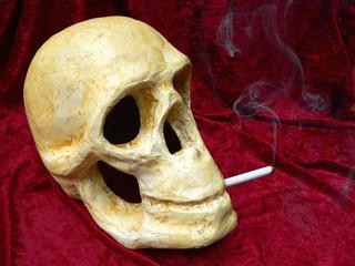 Rauchen schadet!