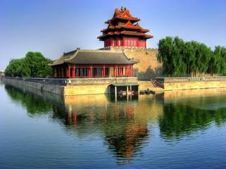 Foto op Plexiglas Beijing Beijing - Forbidden City