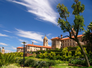 Staande foto Zuid Afrika Union Building, Tswane (Pretoria)