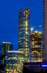 Federation Tower, Moscow.