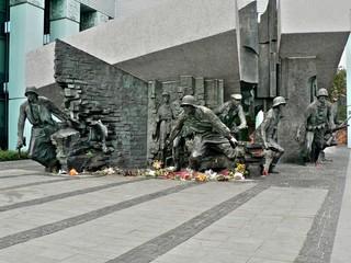 Word war II monument