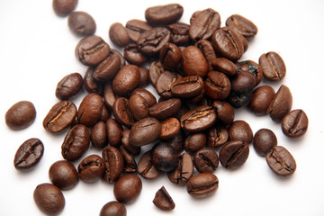 Papiers peints Café en grains coffee beans