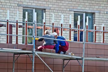 constructions team work