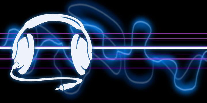 Musik Illustration
