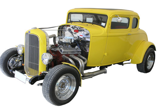 1932 Ford Coup Hotrod