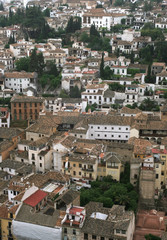 Spanish city Overview