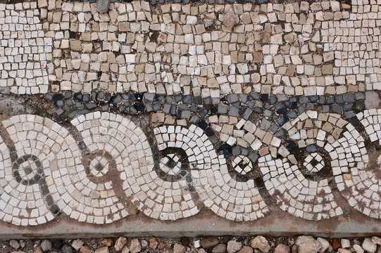 Ancient Roman mosaics, Libya
