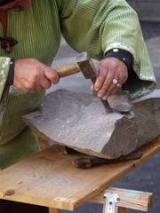 tailleur de pierre