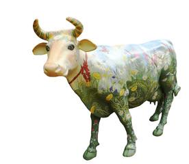 The happy cow.