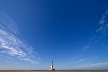 lighthouse wide landscape
