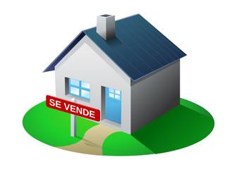 Casa se vende