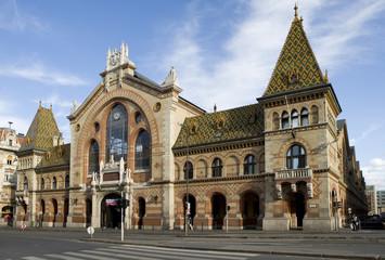 Main market hall, Budapest