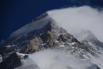 Wind on K2