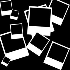 Collection of polaroids