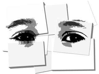Retrato conceptual