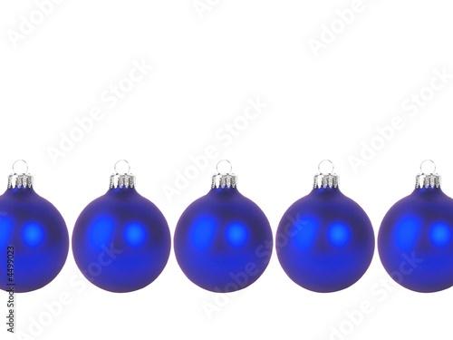 Hintergrund weihnachtskugeln blau stockfotos und for Weihnachtskugeln bilder