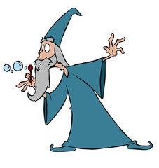 Bubble Wizard