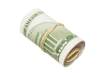 Money in a cash