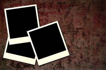 Gothic polaroid