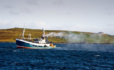 Scottish Trawler