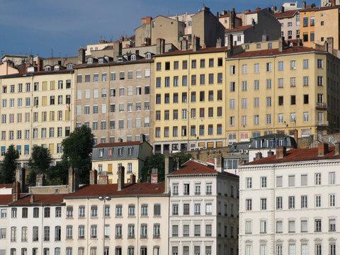 Lyon Croix-rousse, appartement avec vue sur le Rhône