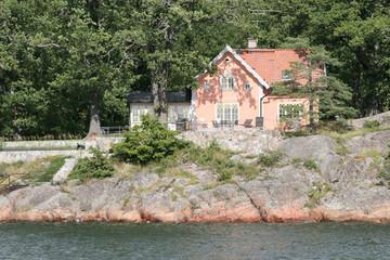 Villa in the Stockholm archipelago, Sweden