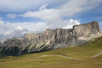Dolomiti landscape