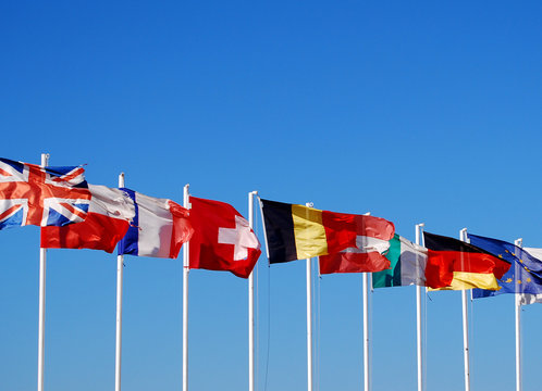 europa flaggen