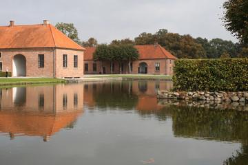 Buildings at the Lake