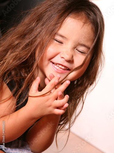 free photo of girls laughing № 12041