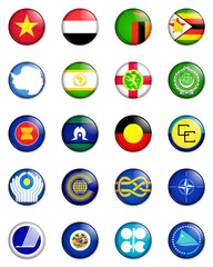 Flags of the world 14